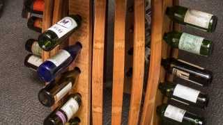 Wine Barrel Designs: Wine Furniture