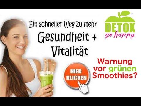Grüne Smoothie für Einsteiger / Erfahrungen, abnehmen, Rezepte, Tipps, selber machen