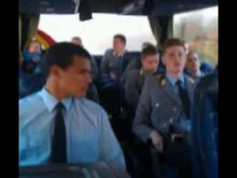 Hugo Junkers Kaserne - Grundausbildung 5./AufklBtl6 Holstein Alt Duvenstedt 2011