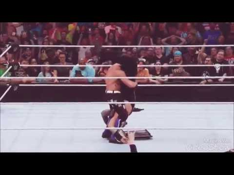 Aj Styles signature and finishing moves