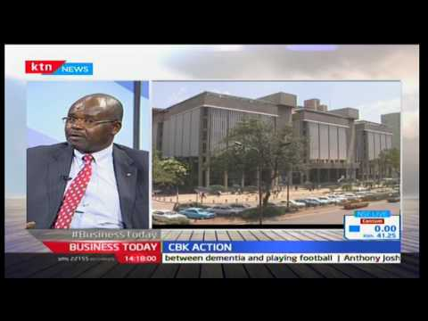 Business Today:Kenya Bankers Association launch proprietory switch - Pesa Link - 17th February, 2017