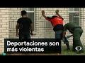 Deportaciones son más violentas - Trump - Denise Maerker 10 en punto