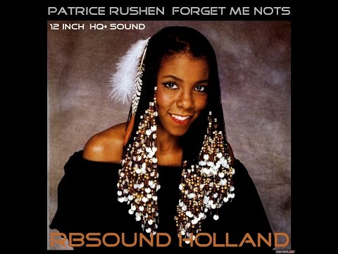 Patrice Rushen - Forget Me Nots (digital 12 inch remix) HQ+Sound