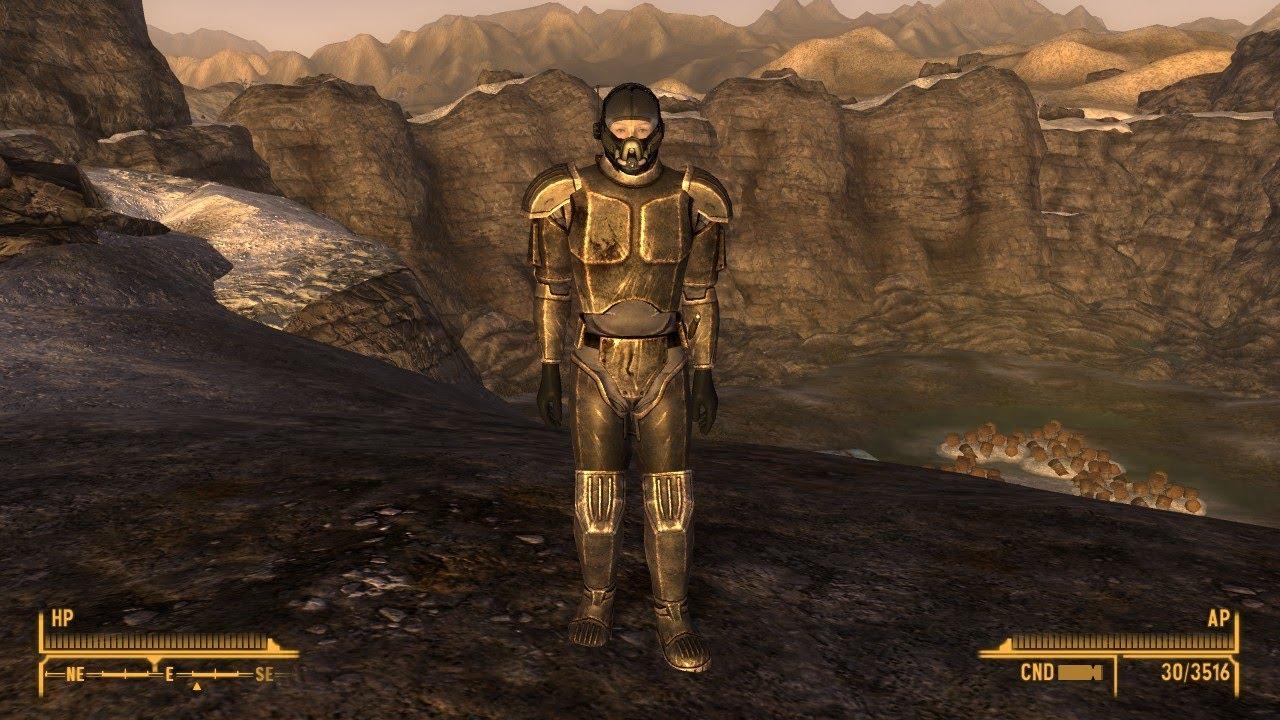 HEC-Hazardous Environmental Combat Suit Mod in Fallout New ...