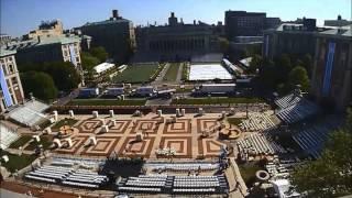 2017 University Commencement Tent Setup Time Lapse