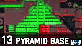 MORE PYRAMIDY - PYRAMID BASE #13 - Oxygen Not Included - Occupational Upgrade