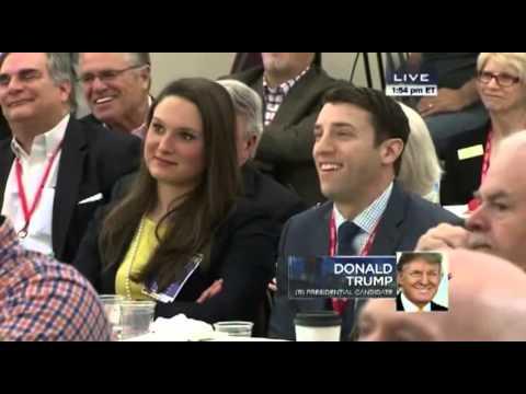Donald Trump debate Republican Leadership Summit