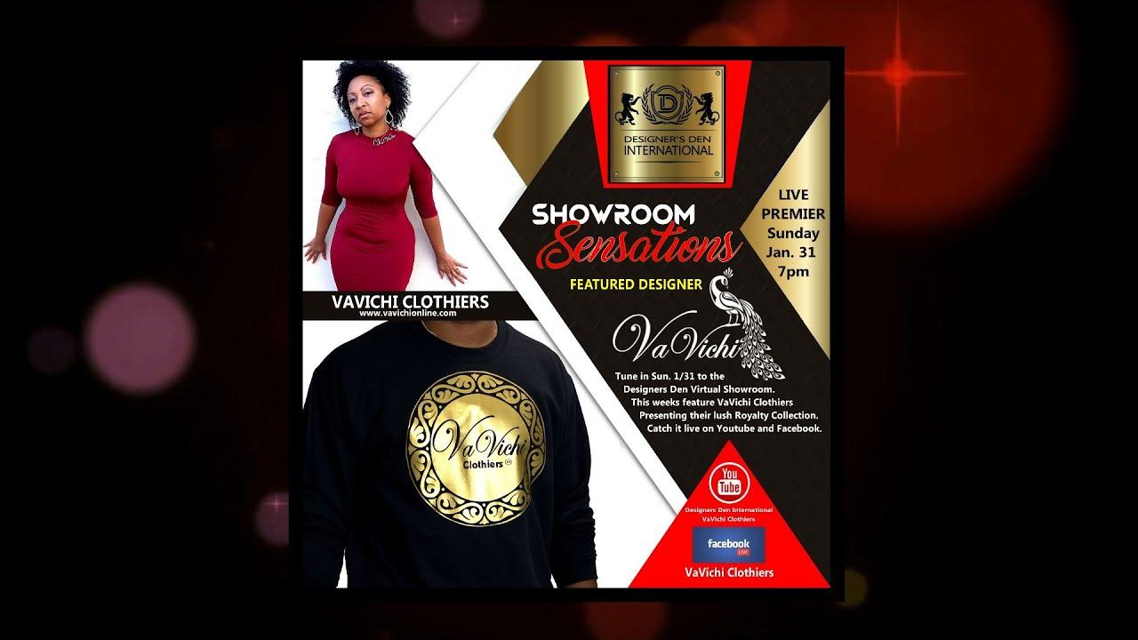 VaVichi Clothiers: Showroom Showcase