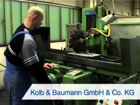 Kolb baumann gmbh co kg youtube for Baumann co innendekoration