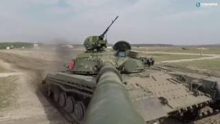Bu-64 T Ukraina Qurolli kuchlarni jo'natishdan oldin tekshirish