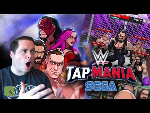 THE NEXT BIG WWE GAME?! FIRST GAMEPLAY! |...