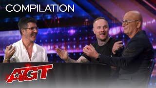 Download Judges GOT TALENT - Mind-Blowing Auditions on AGT - America's Got Talent 2021