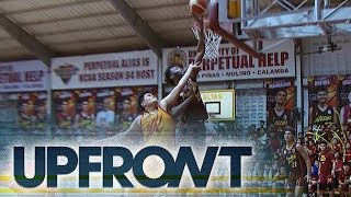 NCAA UPFRONT: Trending Plays of NCAA Season 94 Eliminations Round 1
