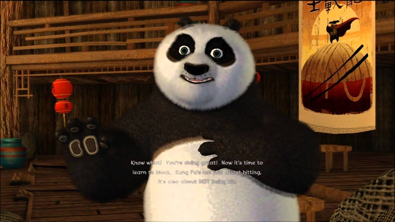 kung fu panda 2 walkthrough - part 1 [1080p hd] (xbox 360) [gameplay