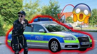 POLIZEIAUTO GESTOHLEN ! 😱🚓II RayFox