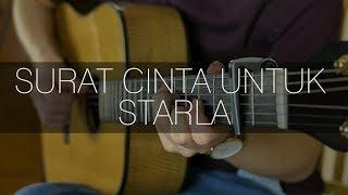 Video Virgoun - Surat Cinta Untuk Starla - Fingerstyle Guitar Cover by James Bartholomew download MP3, 3GP, MP4, WEBM, AVI, FLV Juli 2018