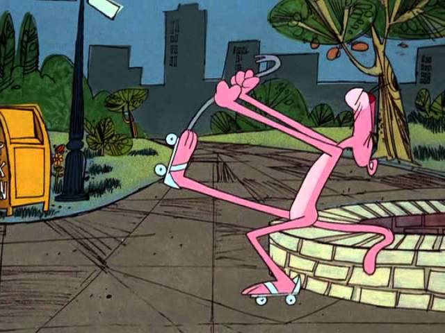 The Pink Panther Show Episode 51 - Tickled Pink