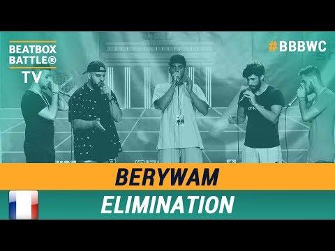 Berywam from France - Crew Elimination - 5th Beatbox Battle World Championship