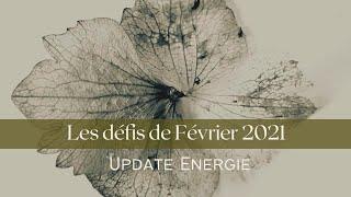 Update Energie : Février 2021