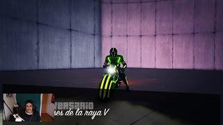 Grand Theft Auto V Online: NO TE PASES DE LA RAYA