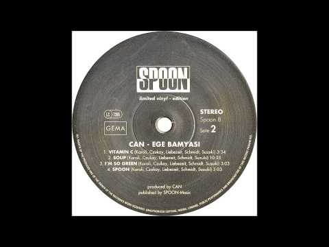 CAN - Vitamin C  (LP - Ege Bamyasi 1972)