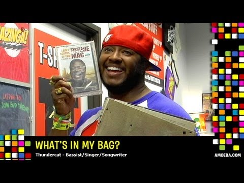 Thundercat - What's In My Bag?