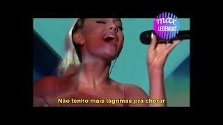 Ariana Grande - No Tears Left to Cry (Tradução) (Legendado) (Ao Vivo)