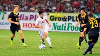 Những bàn thắng tuyệt đẹp asiad