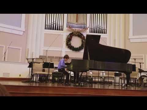 Mozart Sonata K. 570 3rd movement