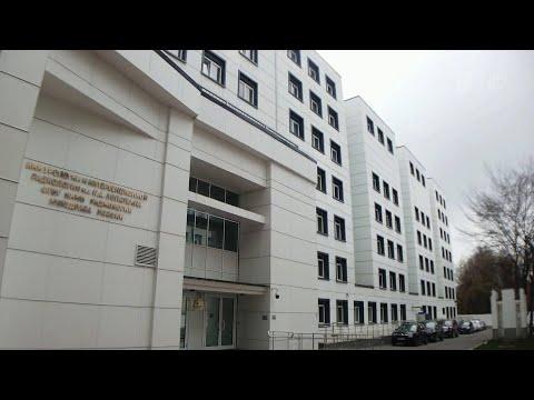В Московской области открылась новая клиника для лечения больных с коронавирусом.