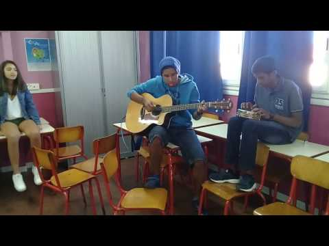 """Thinking out loud"" EdSheeran cover (Island Musik)"