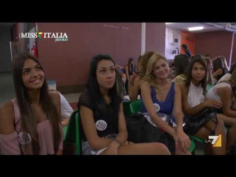 Miss Italia - A un passo dalla Finale Prima Parte (Puntata 08/09/2016)