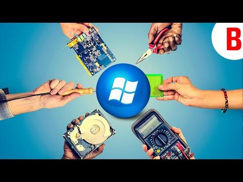 Установка драйверов Windows 10, 7 | Установка драйверов, обновление драйверов