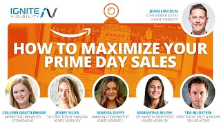 How To Maximize Your Prime Day Sales - Day 1