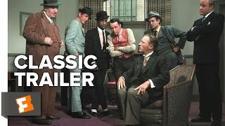 Robin and the 7 Hoods (1964) Official Trailer - Frank Sinatra, Dean Martin Comedy Movie HD