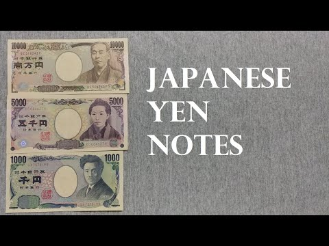Japanese Yen Notes Explained (円, en, ¥, JPY, JP¥)