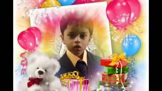 Tum Jiyo Hazaro Saal bithday son on 7th birthday Rameez Ahmed