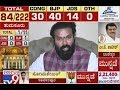 Karnataka Election 2018 Results Live: B Sriramulu Reacts, Says They Will Reach Magic Number