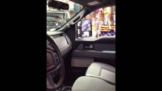 2013 Ford F-150 XLT Power Fold Mirror Retro-fit