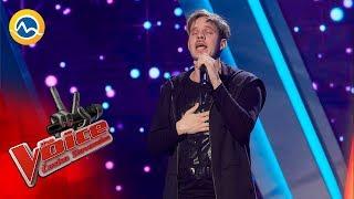 The Voice Česko Slovensko 2019 - Zápasí so schizofréniou, no má dar od Boha. Jeho spev vás odrovná!