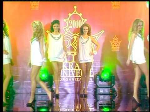 Miss Ukraine Universe-2010