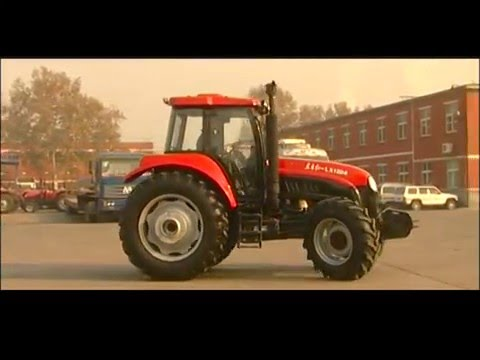 Introduction to YTO Tractors