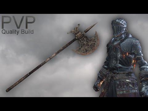 Dark Souls 3 Crescent Axe Pvp Youtube