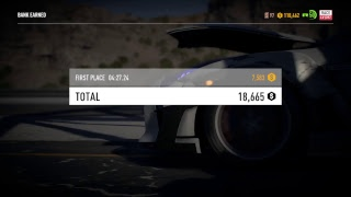 Need for speed payback gameplay, part.2