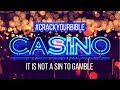 Gambling – even a Christian can do it!