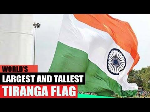 World's Largest Indian Flag| APJ ABDUL KALAM | TELUGU | NH9 News