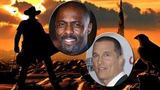 Idris Elba & Matthew McCounaughey Confirmed For The Dark Tower Movie