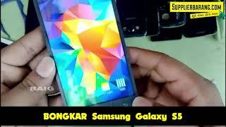 Bongkar dan Ganti Touchscreen Samsung Grand Prime  G530H @BongkarGadget