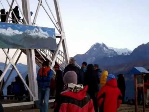 Poonhill(Ghorepani)-3210m-freelance guide Tulasi Ram Paudel-www.trekguidenepal.weebly.com