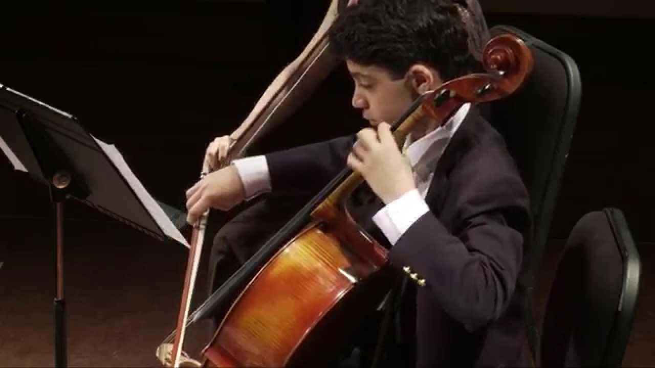 Abraham Gold - Trio No. 1 for Piano, Violin, and Cello